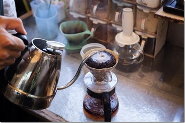 コーヒー淹れ方動画