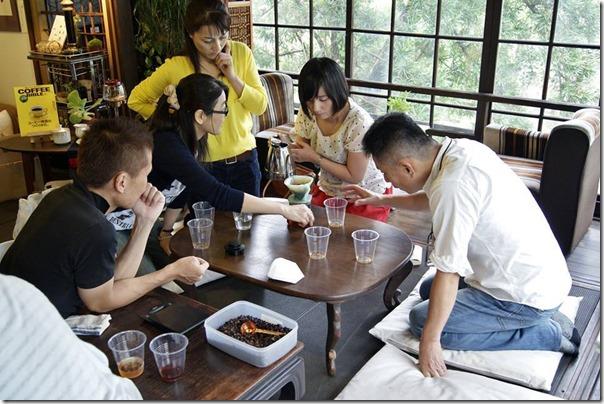 コーヒーセミナー熊本
