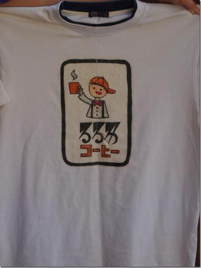 るるわTシャツ