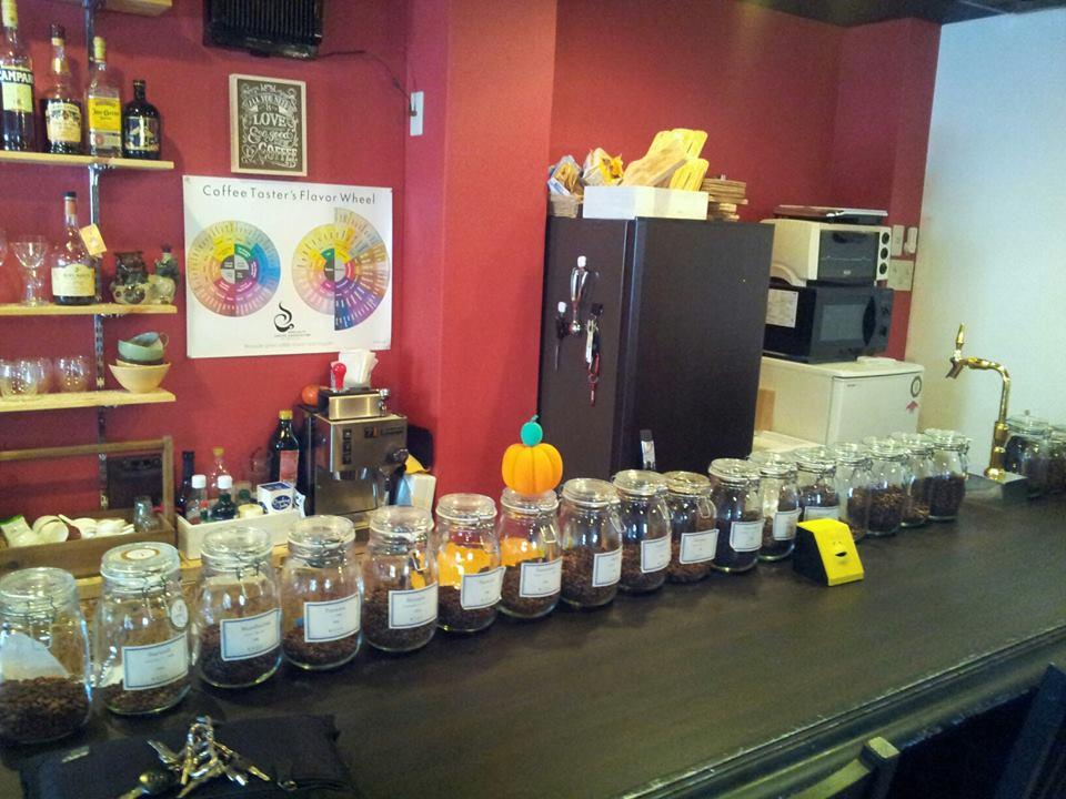 コーヒー研究所