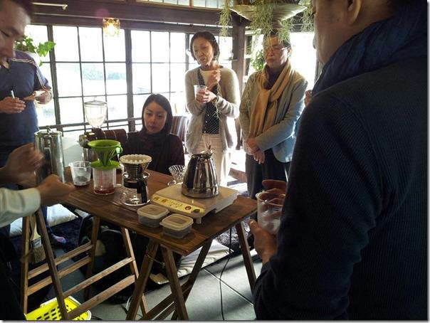 コーヒー教室4