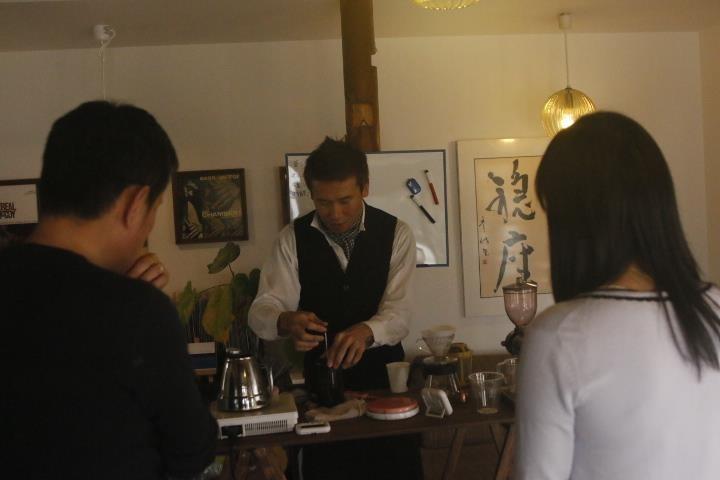 コーヒー教室熊本