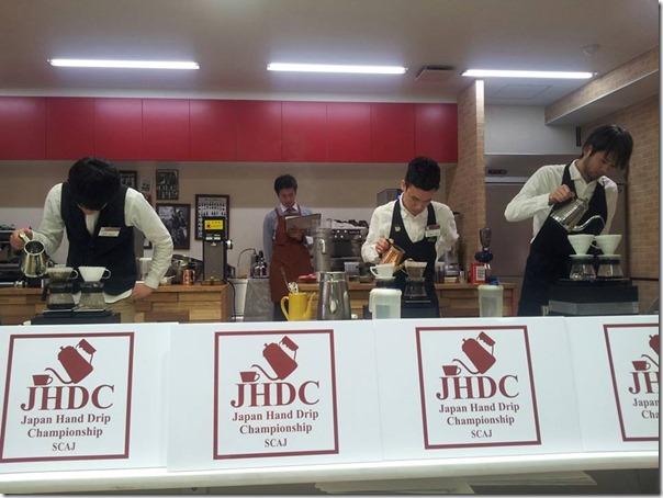 ジャパンハンドドリップチャンピオンシップ2