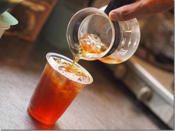 スペシャルティアイスコーヒー