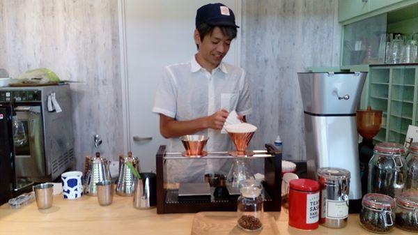 福岡コーヒーバリスタ