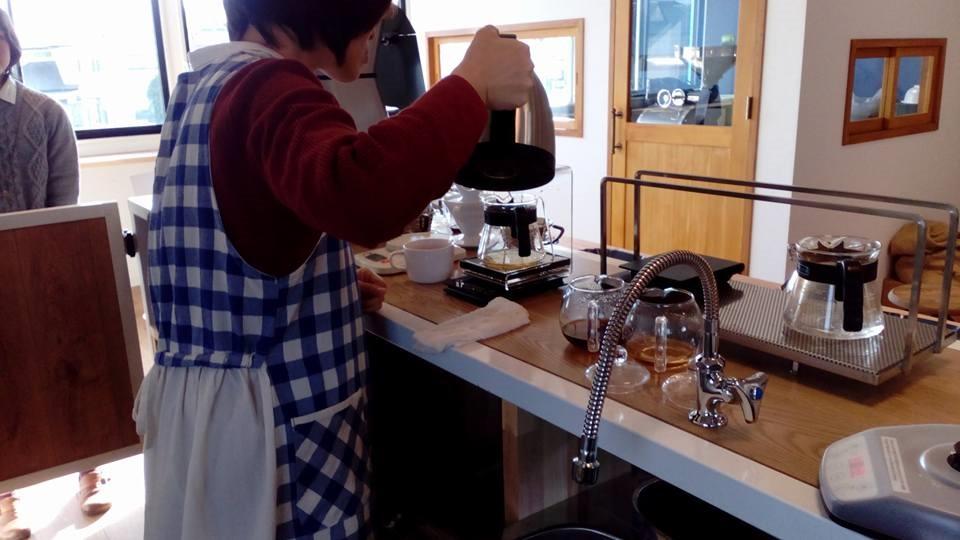 熊本コーヒースクール