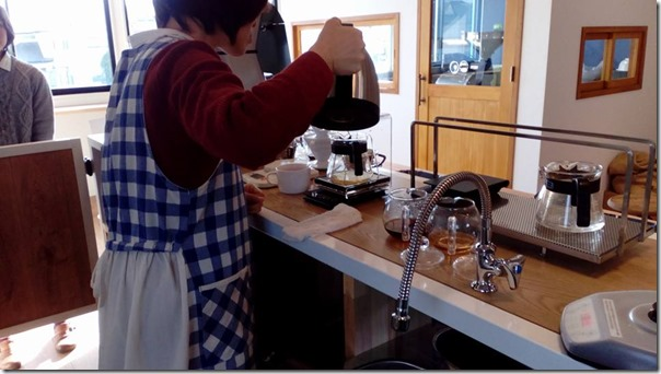 コーヒー教室1月15日3