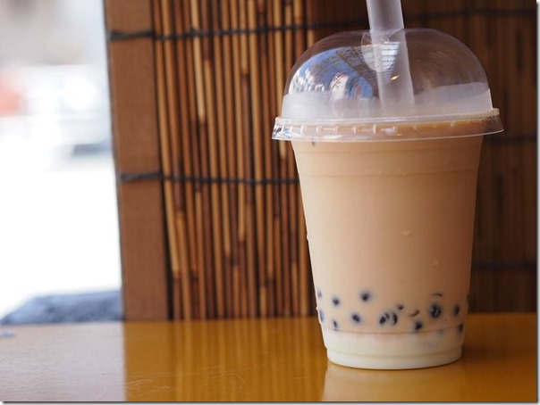 タピオカコーヒー